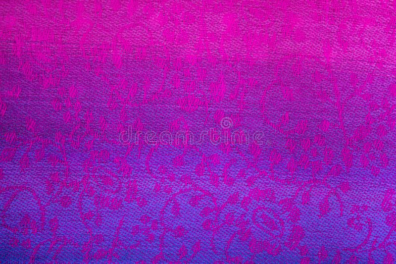 Siamesisches Artgewebemuster lizenzfreie stockfotos