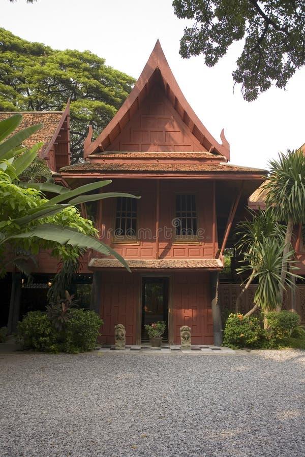 Siamesisches Haus. stockbilder