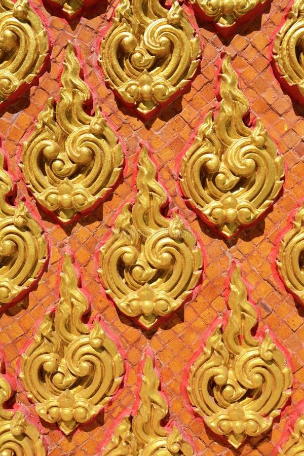 Siamesisches Muster lizenzfreies stockbild