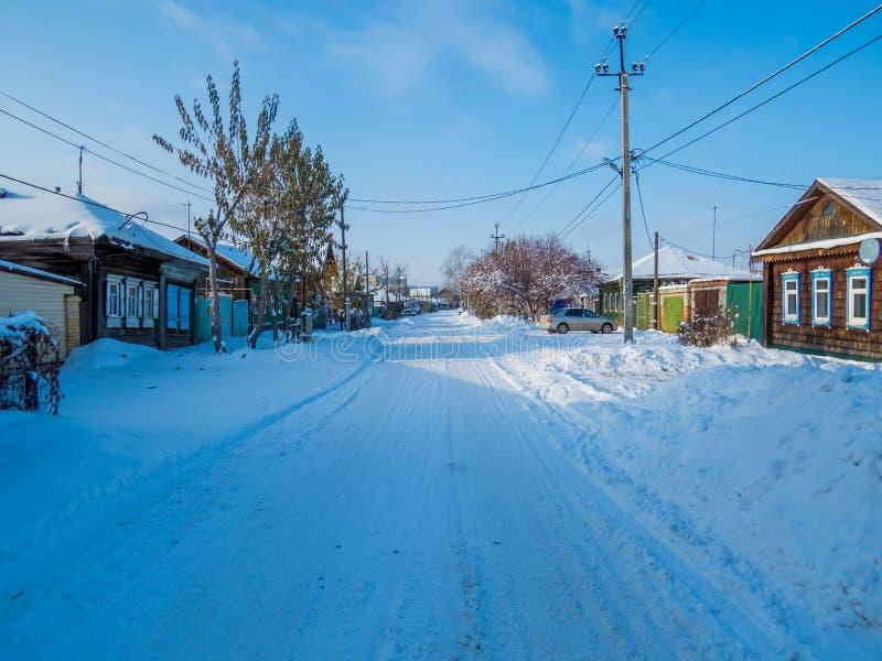 sibéria foto de stock
