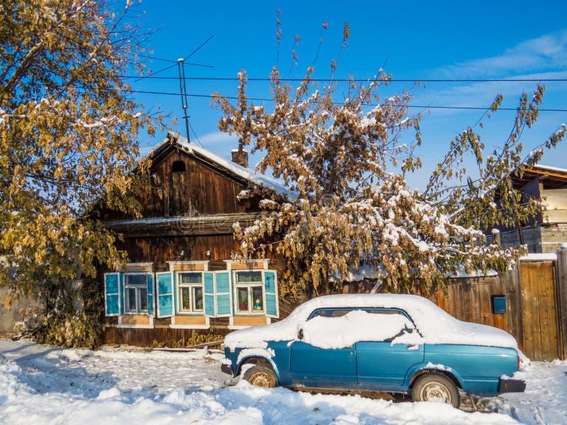 sibéria fotografia de stock royalty free