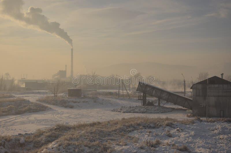 sibéria imagem de stock royalty free