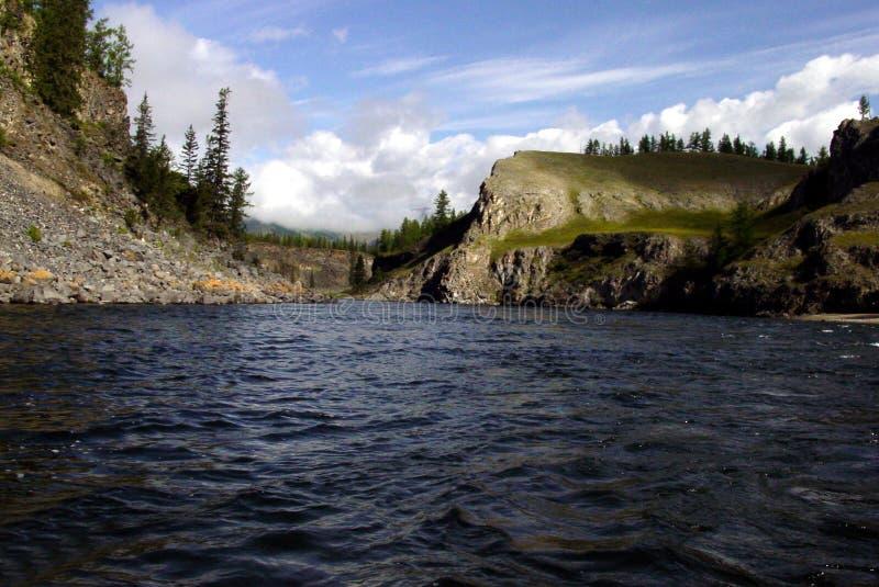 Sibéria, lago da pureza fotos de stock