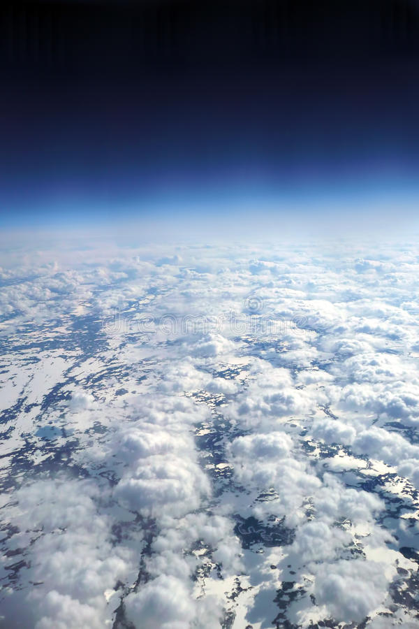 Download Siberia at 11km stock image. Image of cold, atmosphere - 14987113