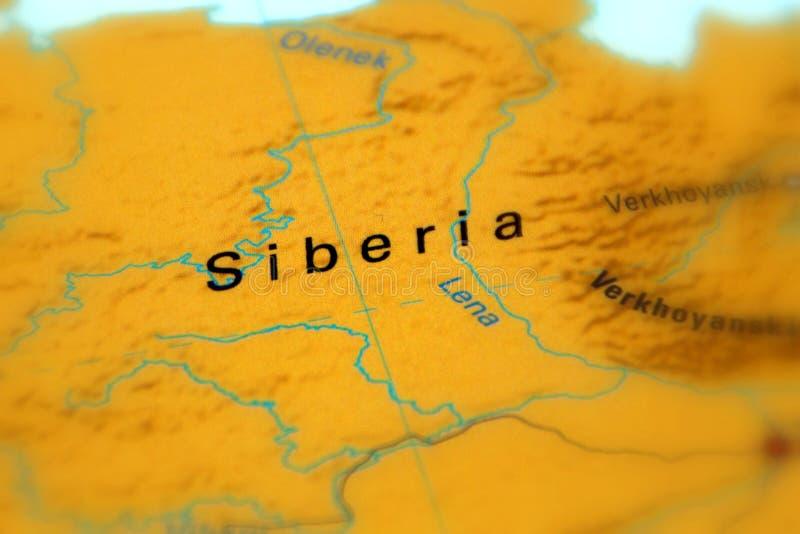 Siberia Ryssland royaltyfri fotografi