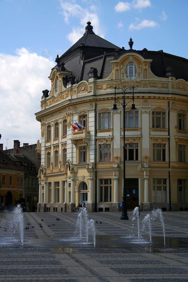 Sibiu royalty free stock photography