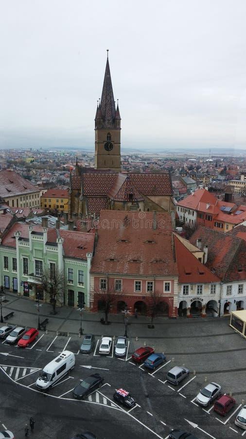 Sibiu stockbild
