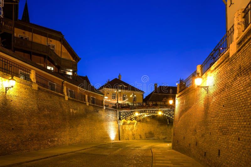 Sibiu, Transylvania, Romania royalty free stock photography