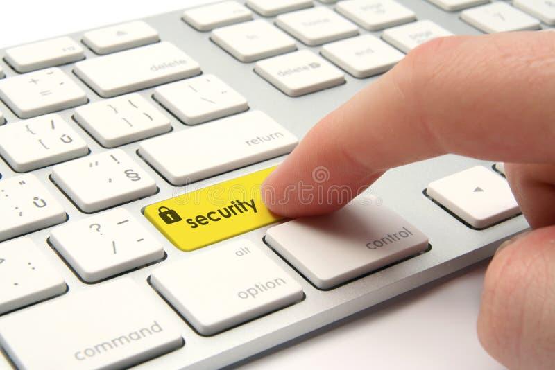 Sicherheit stockfoto