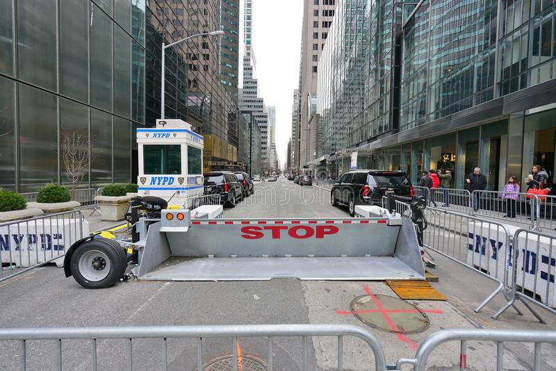 New York Sicherheit