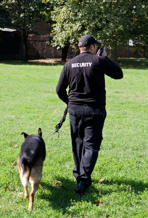 Sicherheitsbeamte lizenzfreie stockbilder