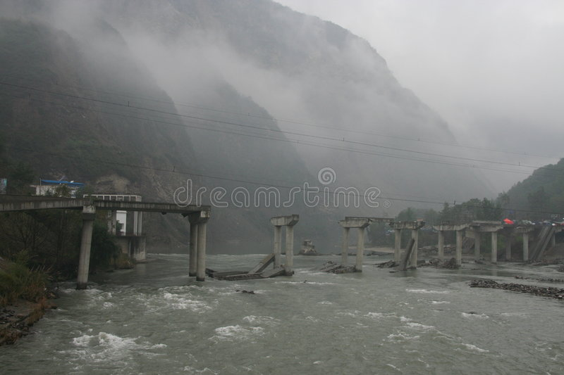 Download Sichuan Earthquake Stock Photography - Image: 7249372