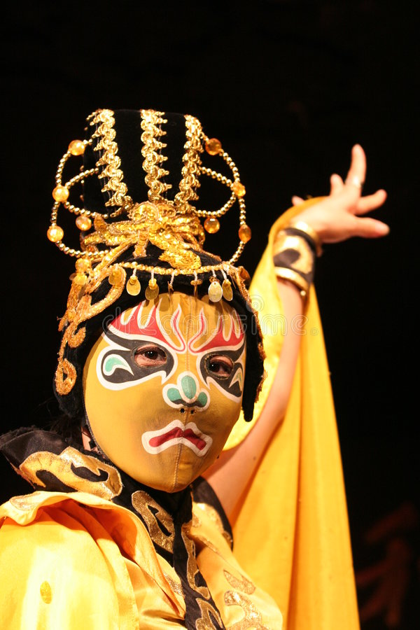 Free Sichuan Opera Stock Photo - 7249580