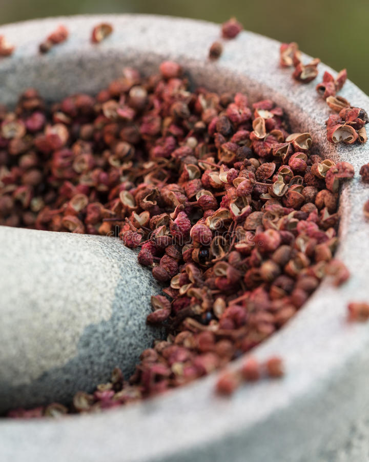 Free Sichuan Pepper Royalty Free Stock Images - 35906029