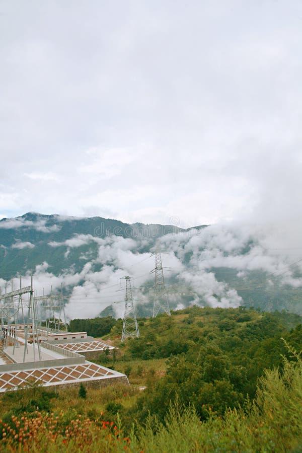 sichuan-tibet highway stock photos