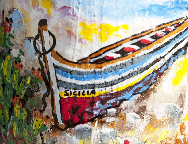 Sicilia fotos de stock