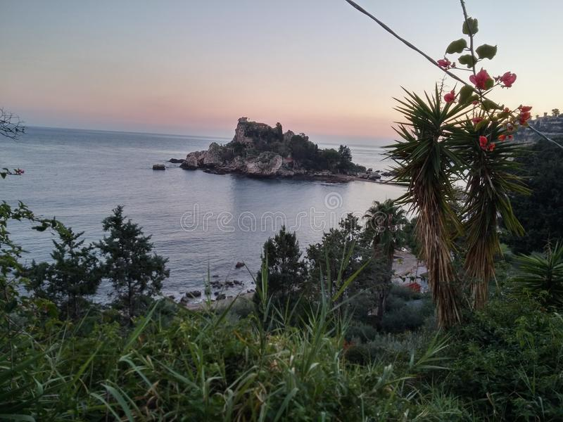 Sicilia de bella d'Isola photos stock