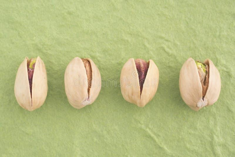 Siciliaanse pistache royalty-vrije stock foto's