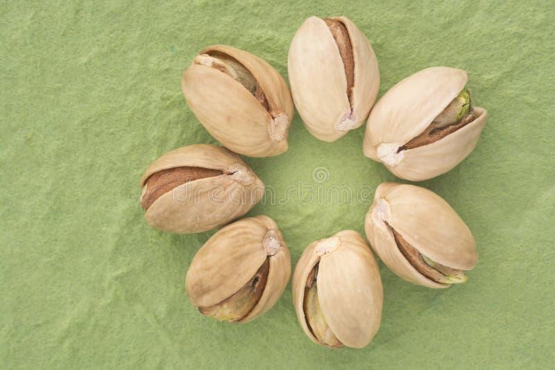 Siciliaanse pistache royalty-vrije stock afbeelding
