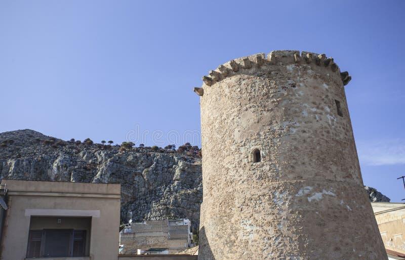 Sicilian Trullo stock photo