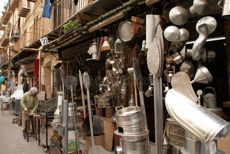 Download Sicily Craftmanship In Palermo Editorial Photo - Image: 27952311