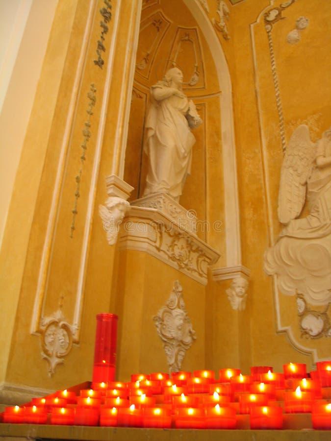 Sicily noto siracusa royalty free stock photos