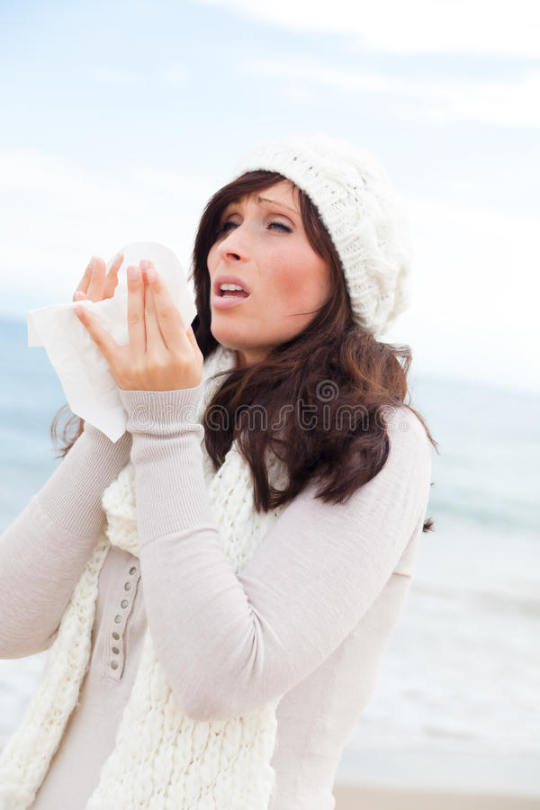 Download Sick stock image. Image of fever, depression, beach, illness - 16328757