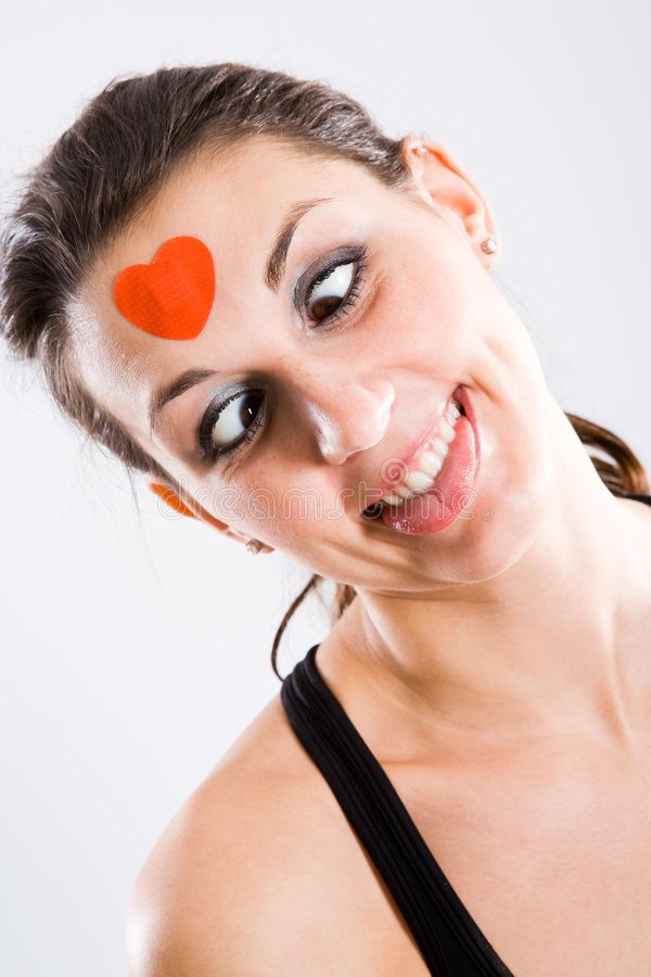 Free Sick And Tired Of Valentine S Day Stock Photo - 4121850