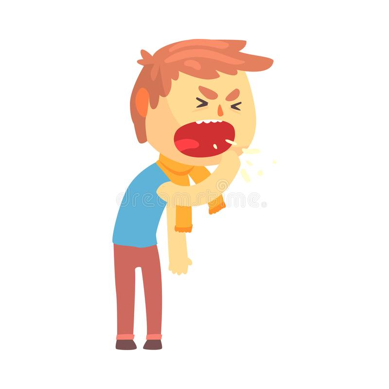 30+ Cough Cartoon Person Coughing Cartoon