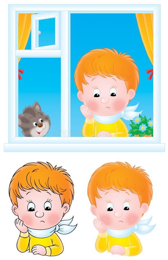 Cartoon Boy Looking Out Window Stock Illustrations 77 Cartoon Boy Looking Out Window Stock Illustrations Vectors Clipart Dreamstime