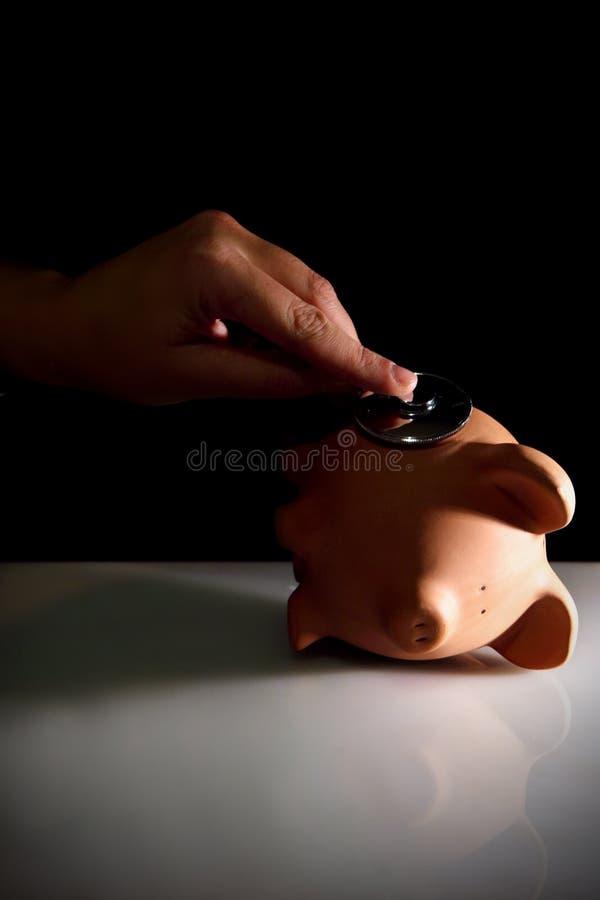 Free Sick Economy Stock Photography - 13326062