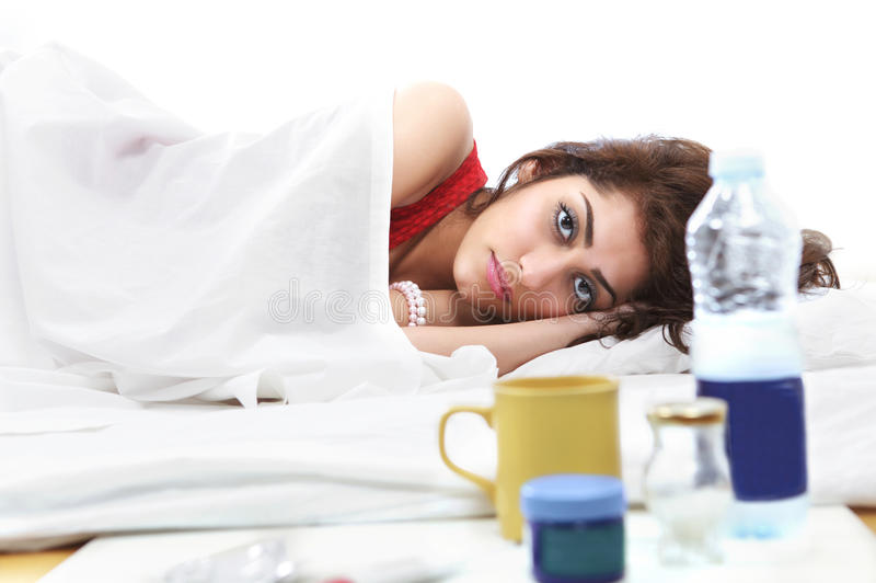 Download Sick Girl Stock Images - Image: 23999764
