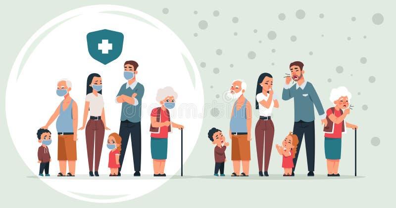 Healthy Family Cartoon Stock Illustrations 13 980 Healthy Family Cartoon Stock Illustrations Vectors Clipart Dreamstime