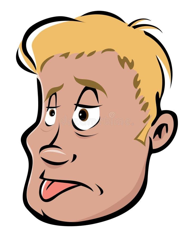 Download Sick Man Expression Stock Photos - Image: 14606733
