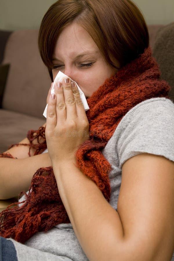 Free Sick Woman Stock Photo - 11015930