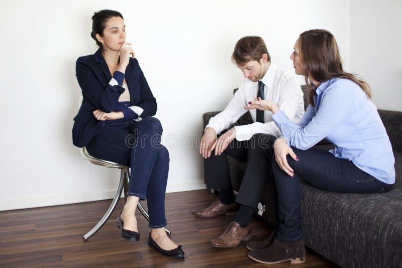 Sicoanálisis de la terapia de los pares