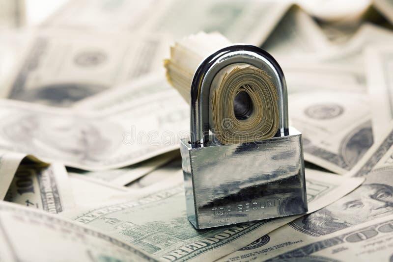 Sicurezza finanziaria immagini stock libere da diritti