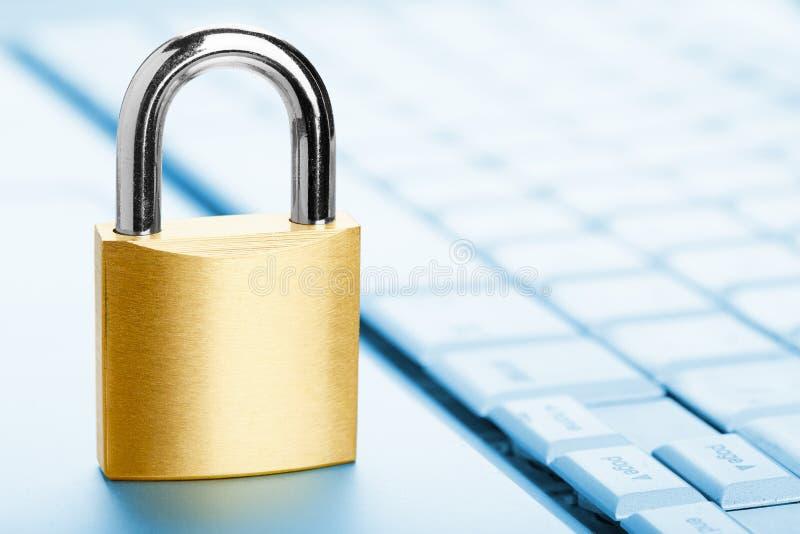 Sicurezza informatica immagini stock