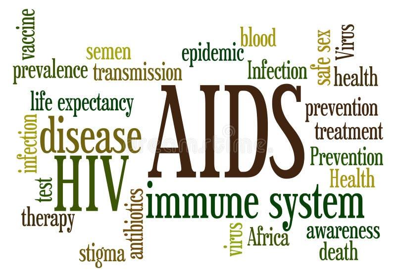 SIDA stock de ilustración