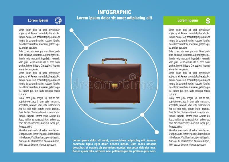 Sida 2 av 4 för infographic med det korta fallet stock illustrationer