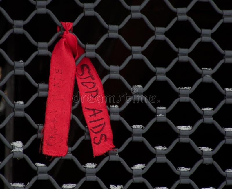 SIDA D'HIV image stock