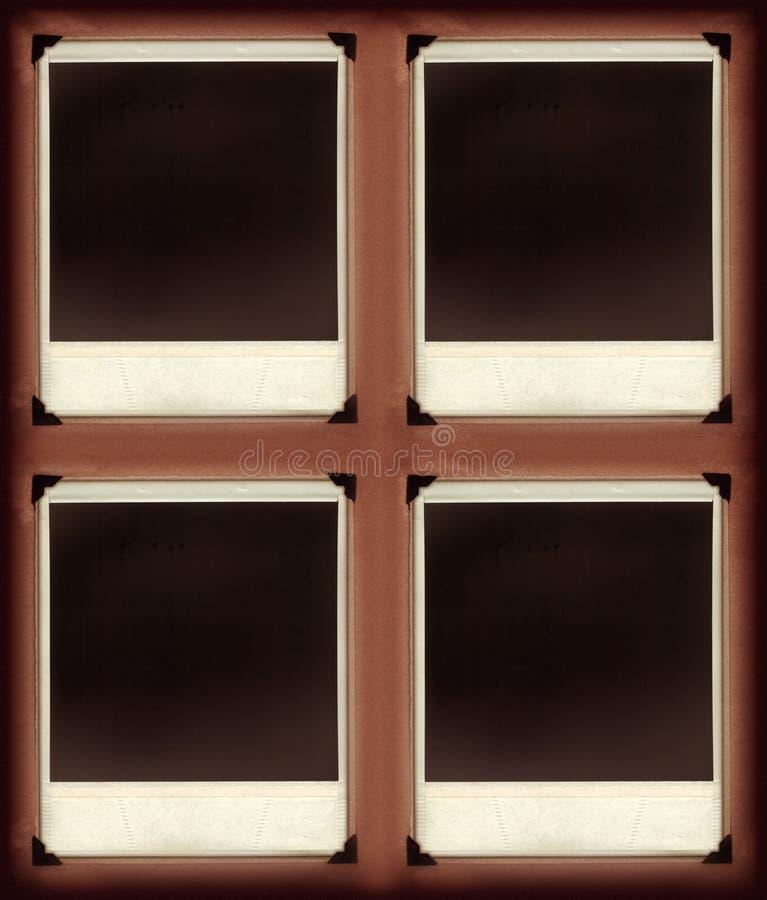 sidascrapbook arkivbild