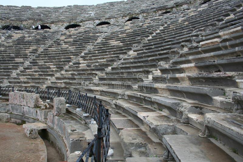 Side Amphitheater stock photos