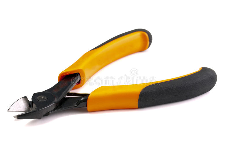 Side Cutter stock image