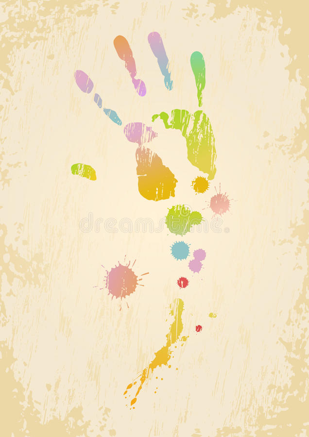 Download Side Effect Of Creative Activity Stock Vector - Image: 12324500