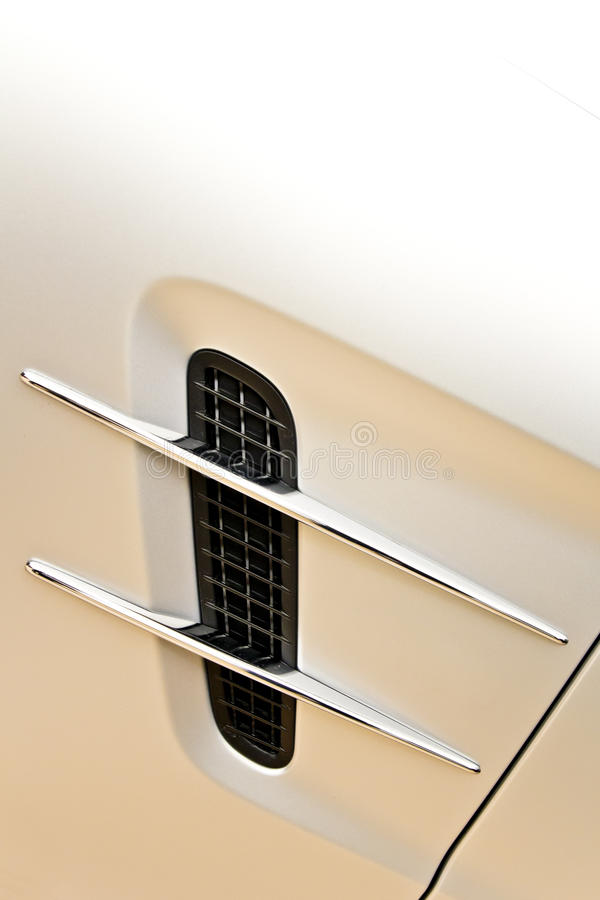 Side Vent royalty free stock photo