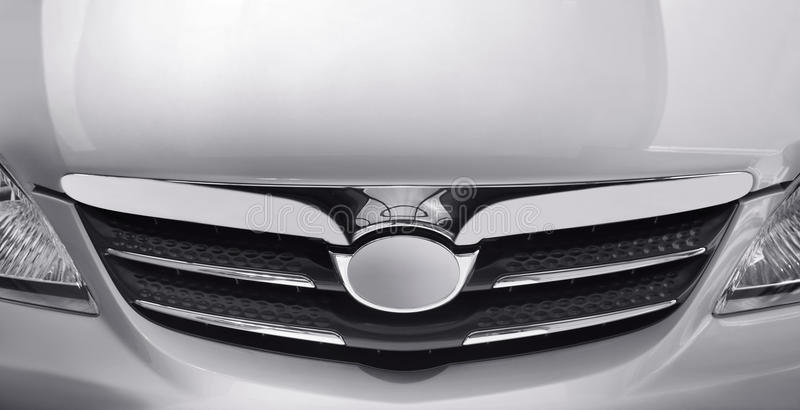 Side View Of Automobile Stock Photography