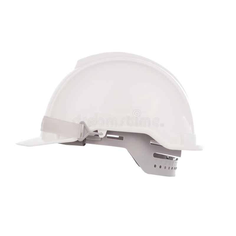 Download Side  View Of Safety Helmet Cap Isolated White Stock Photo - Image of isolation, safety: 32181324