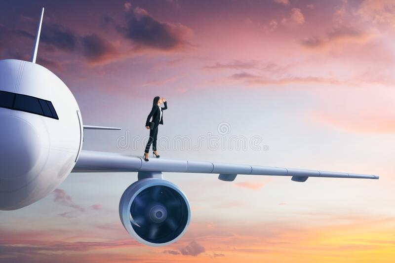 Transportation and travel concept royalty free stock images