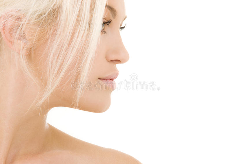 Sideview immagine stock